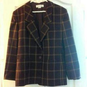 Women's' Jones New York Blazer Jacket Size 12